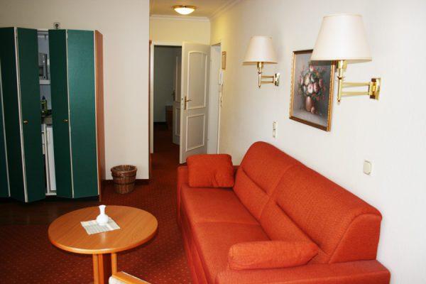 Appartement Binz Rügen – Ferienhaus Villa Mona Lisa – Unterkunft online buchen