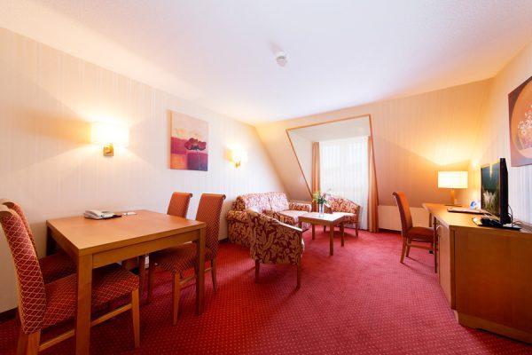 Appartement Rügen – Suite im Centralhotel – Hotelzimmer mit Meerblick im Ostseebad Binz online buchen