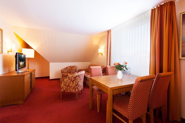 Suite im Centralhotel – Hotel in Binz auf der Insel Rügen an der Ostsee