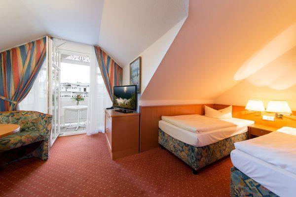 Rügen Appartement – Ferienhaus Villa Mona Lisa im Ostseebad Binz – Kurzurlaub an der Ostsee