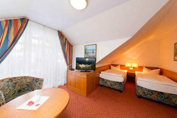 Rügen Appartements – Ferienhaus Villa Mona Lisa in Binz am Meer