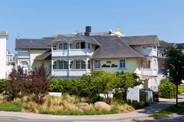 Unterkunft auf Rügen – Zimmer im Ostseebad Binz – Ferienhaus Villa Mona Lisa