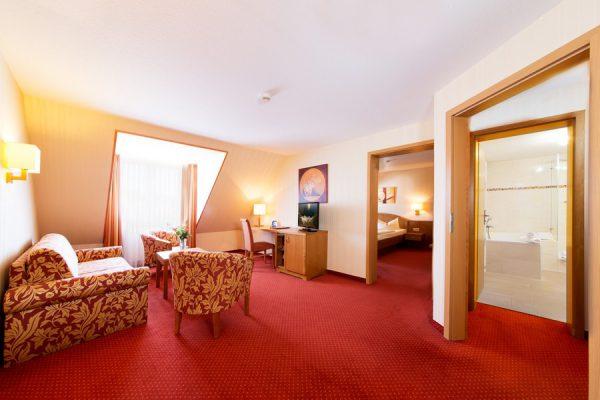 Rügen-Urlaub im Centralhotel Binz – Luxusferienwohnung an der Ostseeküste mit Meerblick