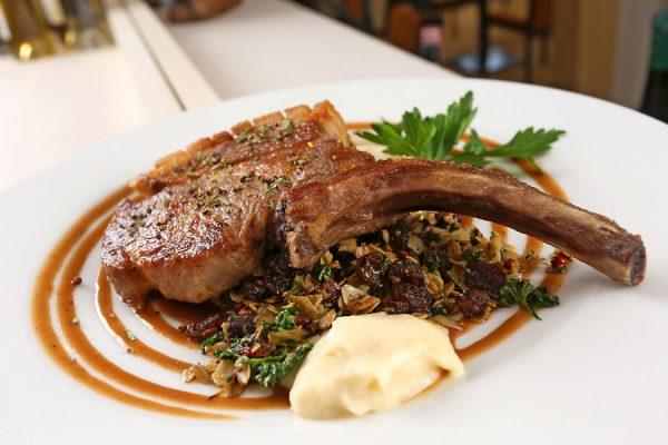 Restaurant Insel Rügen Empfehlung – Spezialität im plattdüütsch vom Centralhotel im Ostseebad Binz