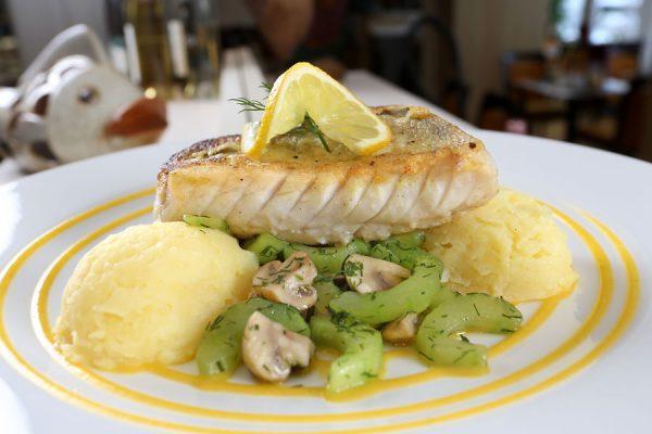 Rügen Restaurant – fangfrischer Fisch im plattdüütsch vom Centralhotel in Binz