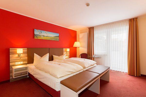 Binz auf der Insel Rügen an der Ostsee buchen – Doppelzimmer mit Balkon im Centralhotel