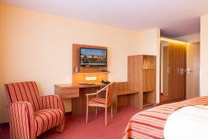 Ostseebad Binz auf der Insel Rügen – Standard Doppelzimmer im Centralhotel an der Ostsee