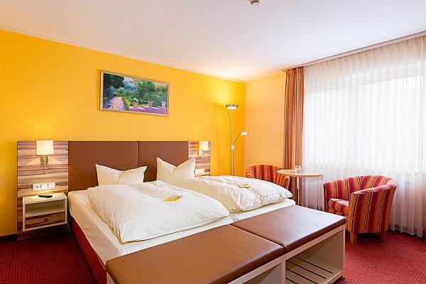 Centralhotel Binz auf der Insel Rügen – Urlaub im Doppelzimmer mit Balkon