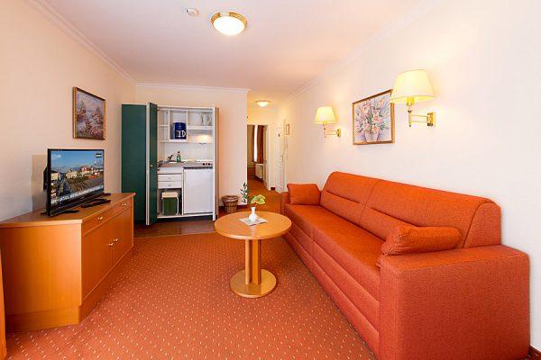 Appartement in der Villa Mona Lisa – Urlaub in einer 2raumwohnung im Ostseebad Binz auf Rügen