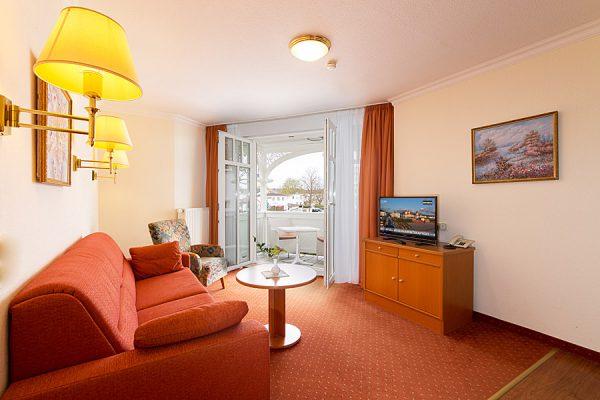 Ferienhaus Appartements in der Villa Mona Lisa – 2-Raum-Wohnung in Binz auf der Insel Rügen
