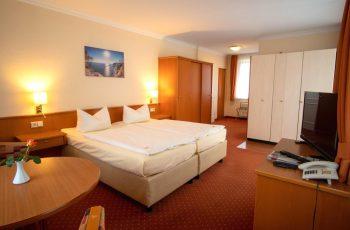 1-Raum-Appartement auf Rügen in der Villa Mona Lisa vom Centralhotel in Binz