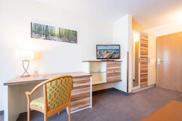 Suite buchen im 3-Sterne-Centralhotel Binz auf der Insel Rügen