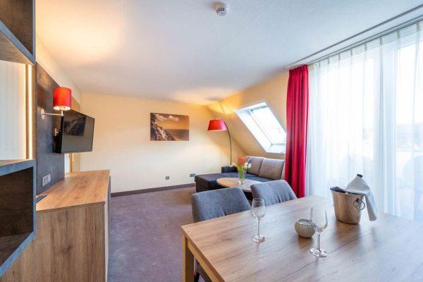 Luxus-Suite buchen im Centralhotel Binz auf Rügen