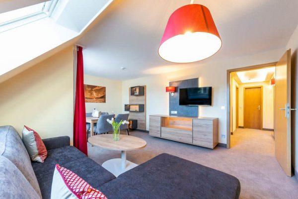 Suite vom Centralhotel Binz auf der Insel Rügen günstig buchen