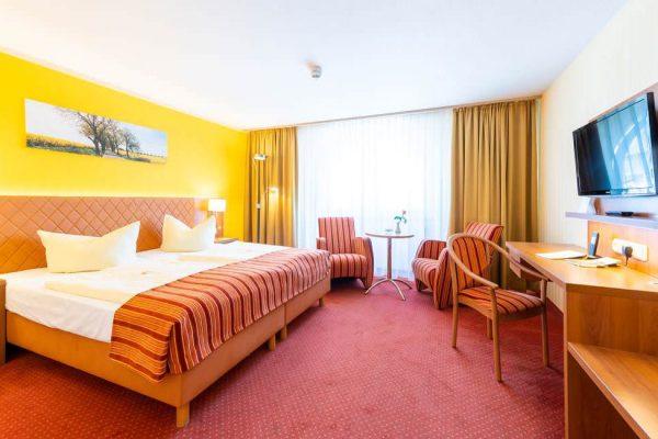Urlaub an der Ostsee in der Suite vom Centralhotel Binz auf der Insel Rügen