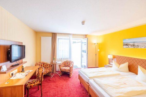 Zimmer auf der Insel Rügen: Appartement im Centralhotel Binz