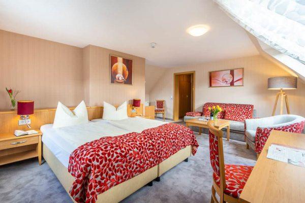 Luxus-Apartment - Suite im Centralhotel Binz auf der Insel Rügen